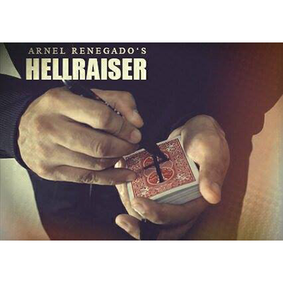 Hell Raiser by Arnel Renegado Video DOWN