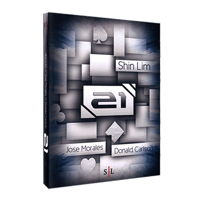 21 by Shin Lim Donald Carlson & Jose Mor