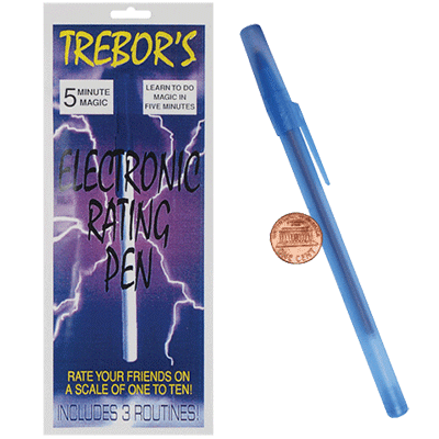 Electronic Rating Pen Trick