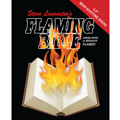 Electronic Flaming Book (bible)