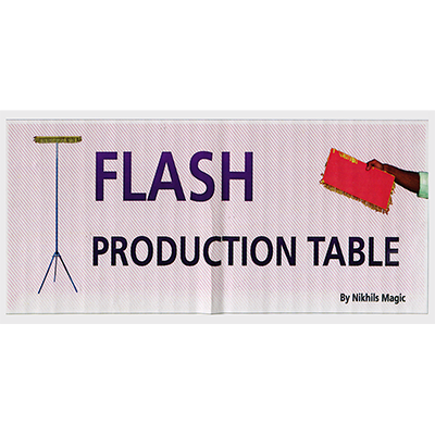 Flash Production Table by NMS Trick