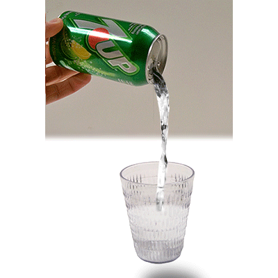 Floating 7UP Trick