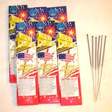 Sparklers Box of 6