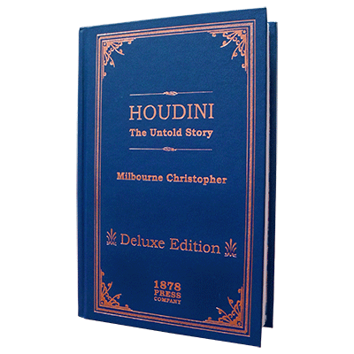 Houdini The Untold Story (Delux Edition)