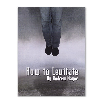 How To Levitate by Andrew Mayne Book