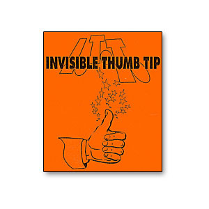 Invisible Thumbtip by Vernet Trick