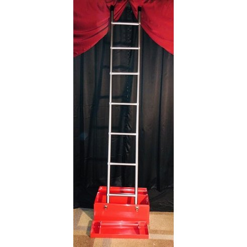 Appearing Ladder from Tool Box by Timco