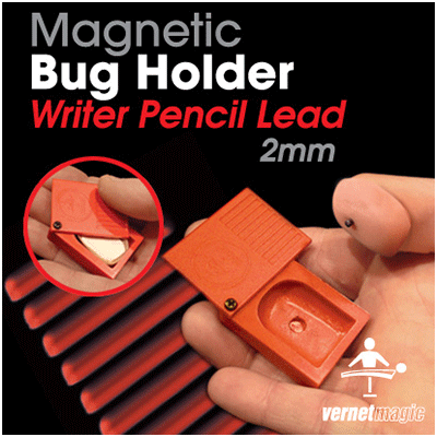 Magnetic BUG Holder (pencil lead) by Vernet Trick