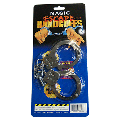 Magic Handcuffs Trick