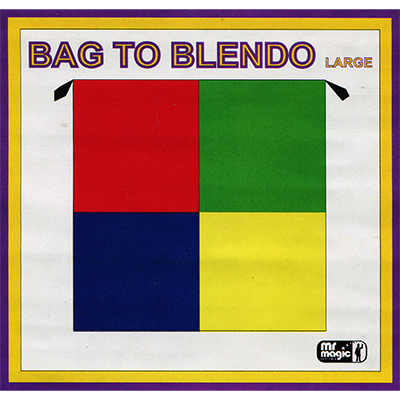 Bag to Blendo (Large / stage) by Mr. Mag