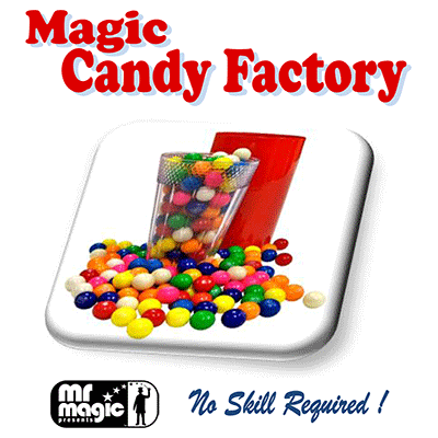 Candy Factory by Mr. Magic Trick