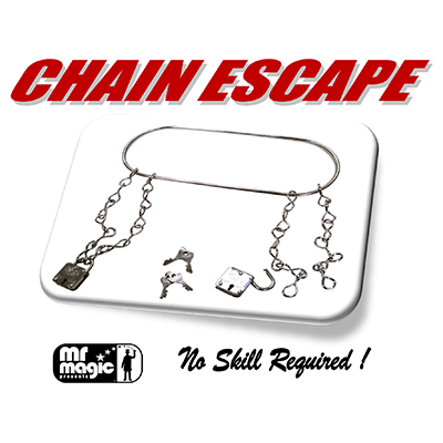 Chain Escape (with Stock & 2 Locks) by M