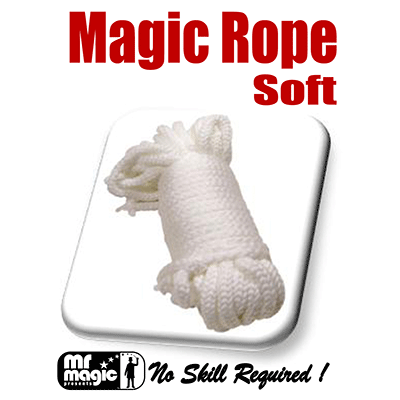 Soft Rope Small(33 feet) by Mr. Magic Trick