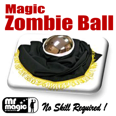 Zombie Ball (with folard and gimmick) by Mr. Magic Trick