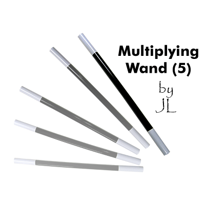 Multiplying Wand (5) by JL Magic Trick