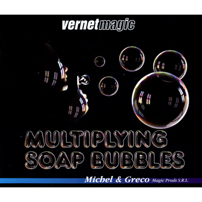 Multiplying Soap Bubbles by Vernet Trick