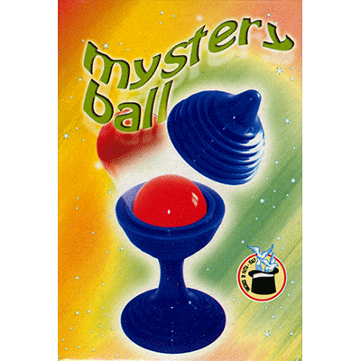 Mystery Ball by Vincenzo Di Fatta Tricks