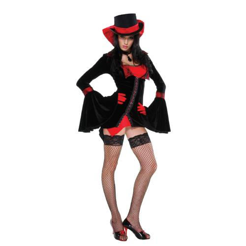 Vampire Vixen Adult Female Costume by Fo