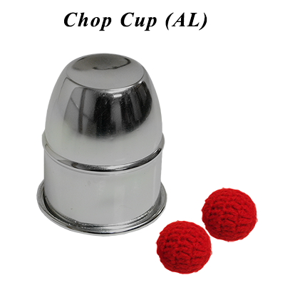 Chop Cup (AL) by Premium Magic Trick