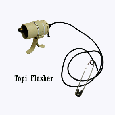 Topi Flasher by Premium Magic Trick