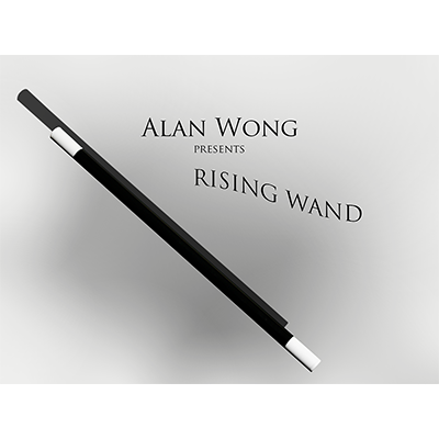 Rising Wand by Alan Wong Trick