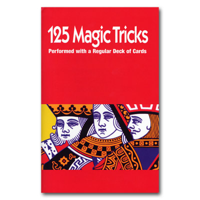 125 Tricks with Cards booklet Royal Magi