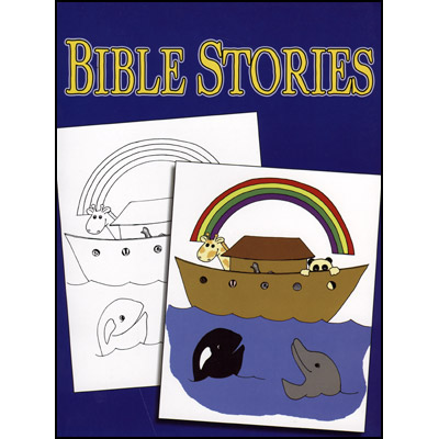 3 Way Coloring Book Bible Trick