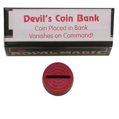 Devil Coin Bank Royal