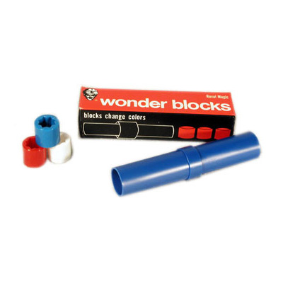 Wonder Blocks by Royal Magic Trick