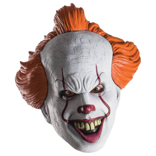 Pennywise Latex Clown Mask by Rubies