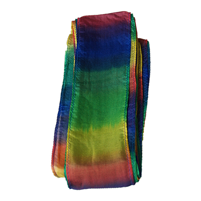 Silk Streamer (2 inches x 16 feet) by Magic by Gosh Trick