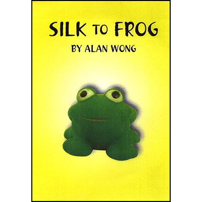 Silk To Frog by Alan Wong Trick