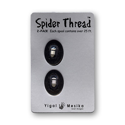 Spider Thread (2 piece pack) Yigal Mesika