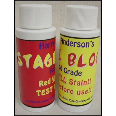 Stage Blood/Harry Andersons (2 OZ) Trick