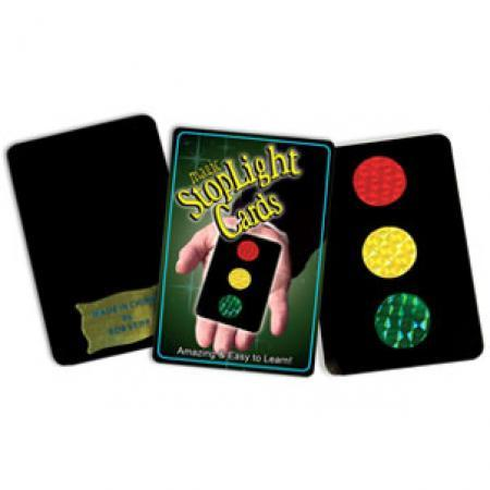 Magic Stop Light Cards by Magic Makers