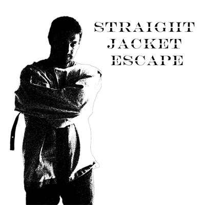 Escape Artists Straight Jacket (xl) by P