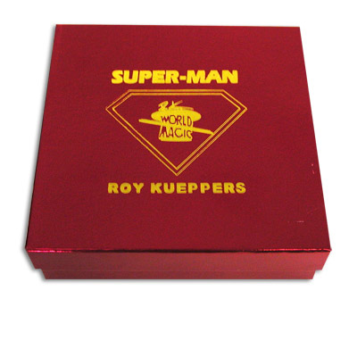 Superman trick Roy Kueppers