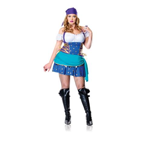Gypsy Princess Adult Female Costume by L