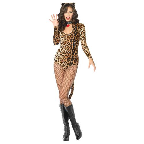 Wicked Wildcat Adult Female Costume by L