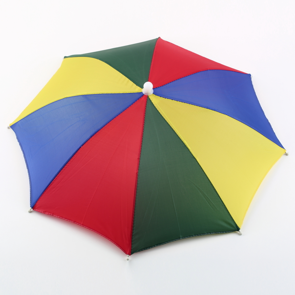Umbrella Hat Assorted Colors