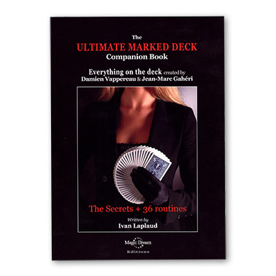 Ultimate Marked Deck (UMD) Companion Book Book