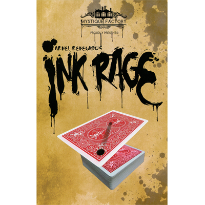 INKRage by Arnel Renegado and Mystique F