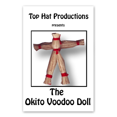 Voodoo Doll by Top Hat Productions Trick