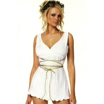 Greek Goddess Adult Female Costume by Le