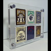 6 Deck Card Case by Gamblers Warehouse T