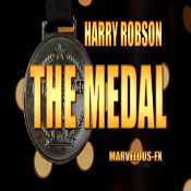 The Medal RED by Harry Robson & Matthew
