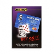 Bet on It Credit Card trick James Ford &