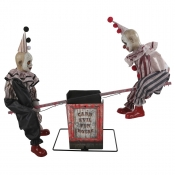 See Saw Clowns Animated