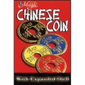 Expanded Chinese Shell w/Coin (BLACK) Tr